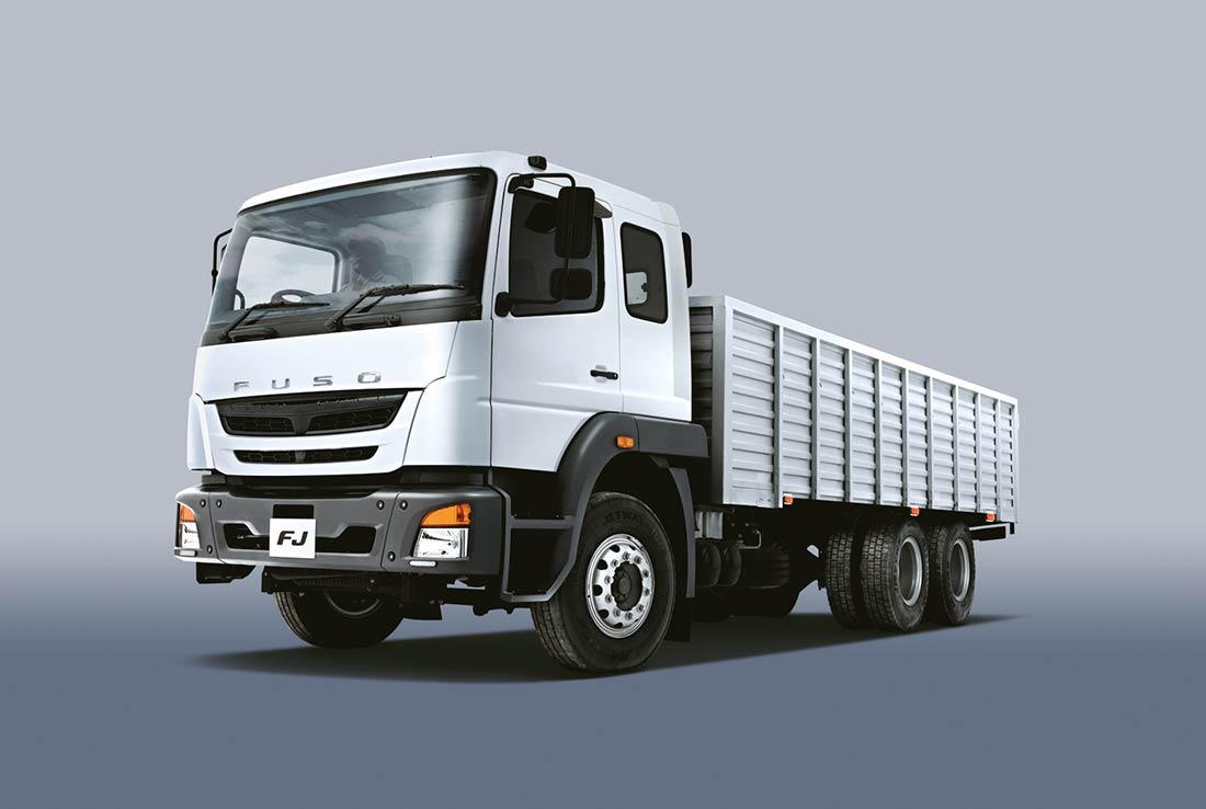 camiones fuso fj