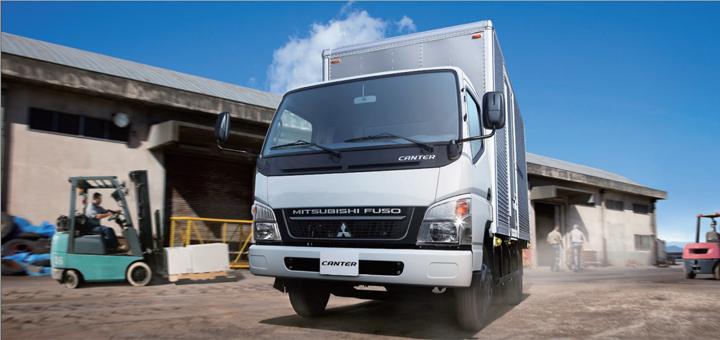 FUSO explica a detalle las especificaciones del camión Canter