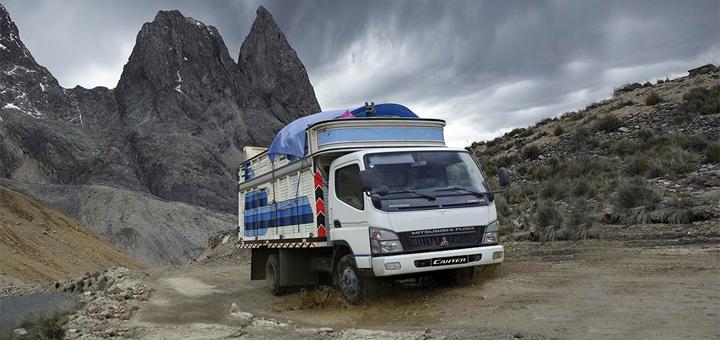 ¿Conducción autónoma en los camiones de transporte de carga?