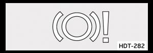 el indicador de aviso de presion se iluminara en baja presion