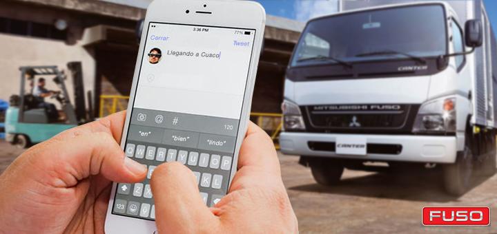 Conductor de camiones: cómo mantener contacto con tus familiares
