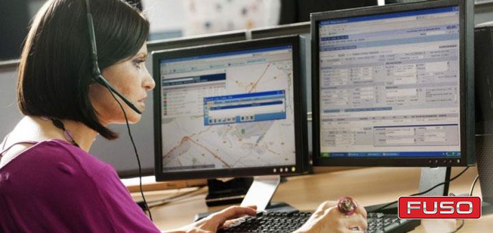 Beneficios de la telemática para flotas de camiones profesionales