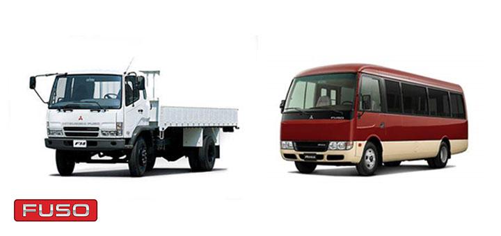 Diferencias entre mantenimiento de buses y camiones de carga