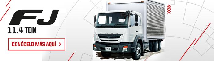 camiones de carga pesada