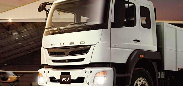 Las características del camión FJ