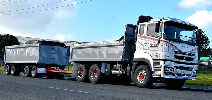 Fuso-camion