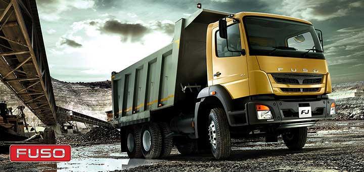 FUSO tiene los mejores camiones del mercado, el FJ es la prueba de ello