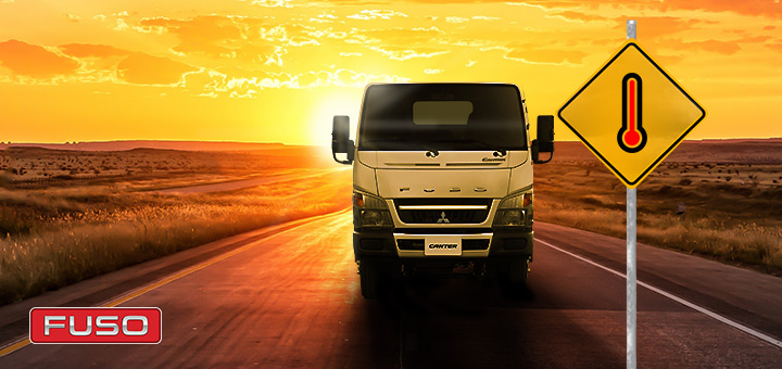 ¿Influyen las altas temperaturas el funcionamiento de un camión?