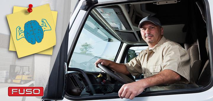 10 consejos contra el estrés para conductores de camiones