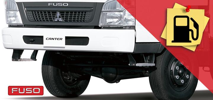 Camiones de carga: Ahorra combustible con tus llantas