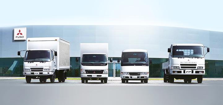 acerca de Fuso empresa de venta de camiones