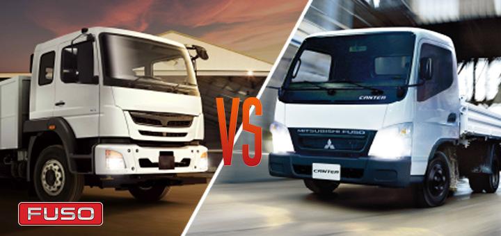 Diferencia entre los camiones de carga liviana y camiones de carga pesada