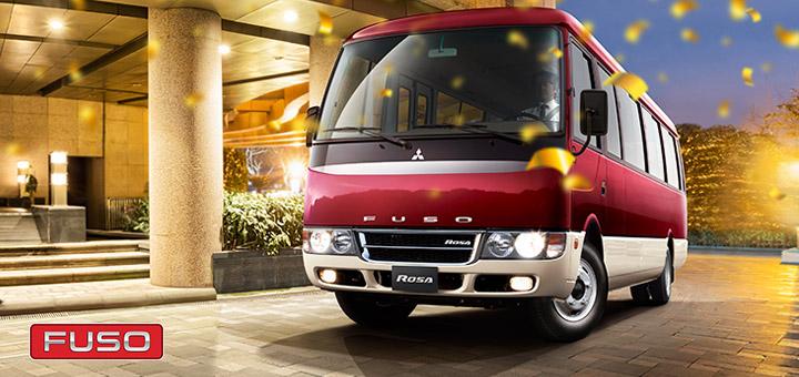 FUSO, marca líder en venta de camiones en el primer semestre 2018