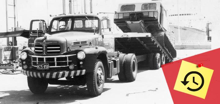¿Cómo empezó la venta de camiones en el Perú?