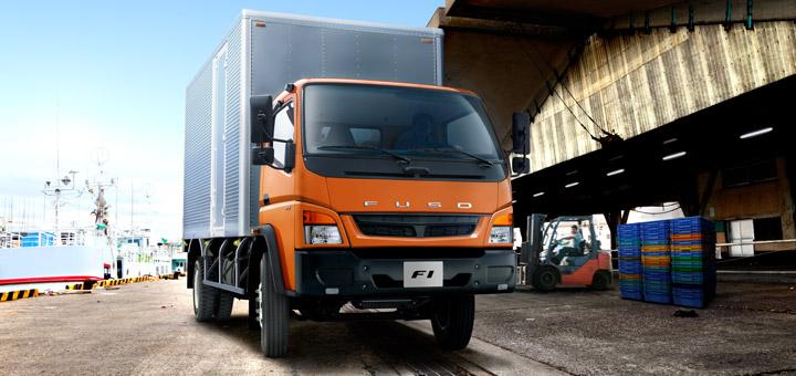 Los mejores camiones medianos de carga 2