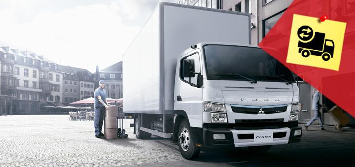 6 razones para comprar un camión de carga nuevo
