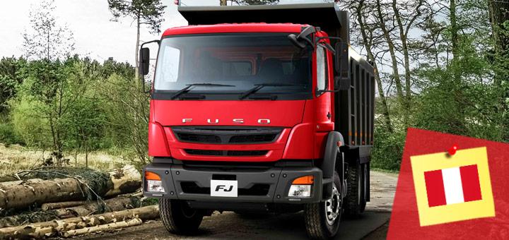 fuso crecimiento venta camiones-peru