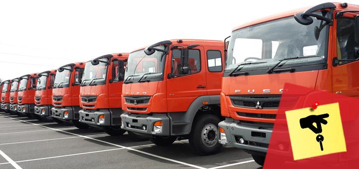 considerar comprar tu propio camion de carga pesada