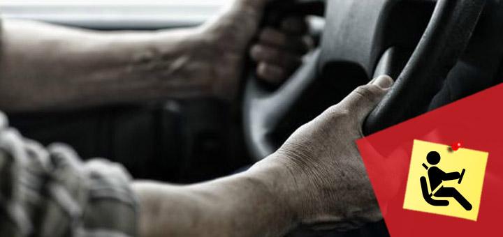 fuso evitar dolor espalda manejar camion carga