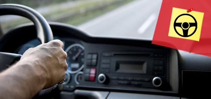 fuso mantenerte despierto mientras conduces