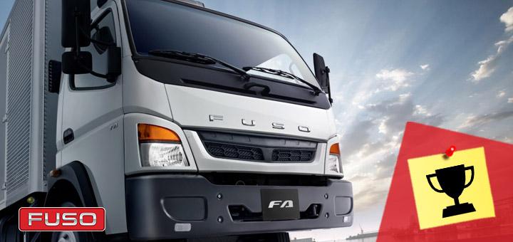 Fuso, marca líder en venta de camiones en el 2018
