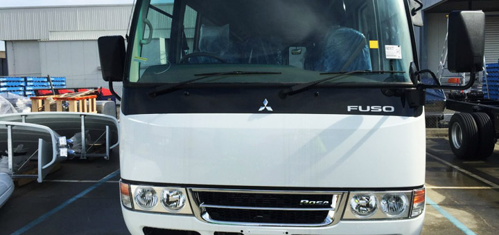 control de flota de buses propia