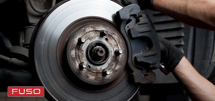 Consejos para cuidar los frenos de tu camión de carga