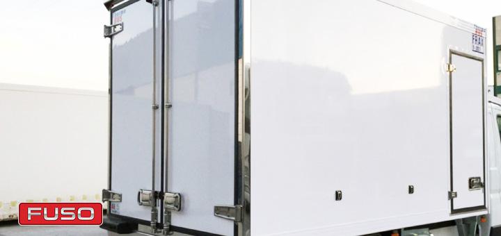 mantenimiento caja frigorifica camion