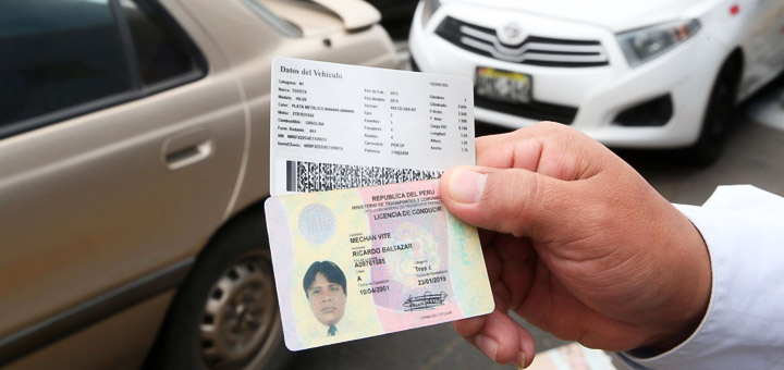 tipos-licencia-conducir-en-peru-clase-A