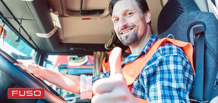 como cuidar ojos conductor camiones