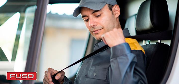 ¿Por qué es tan importante el cinturón de seguridad en los camiones?