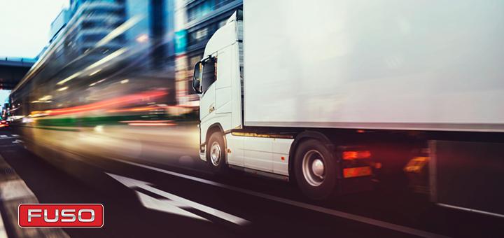 ¿Sabes cómo manejar un camión en la ciudad para ahorrar combustible?