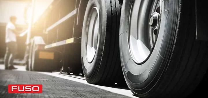 Camión neumático