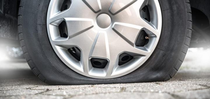baja presión neumáticos