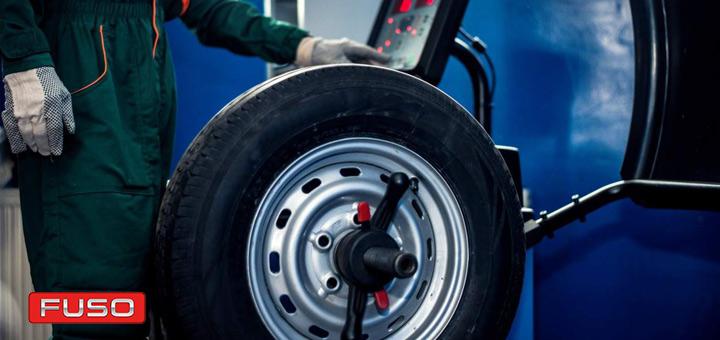 Conoce cuándo cambiar los neumáticos de tu camión