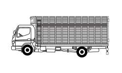 fuso productos canter chasis version5 baranda metal alta